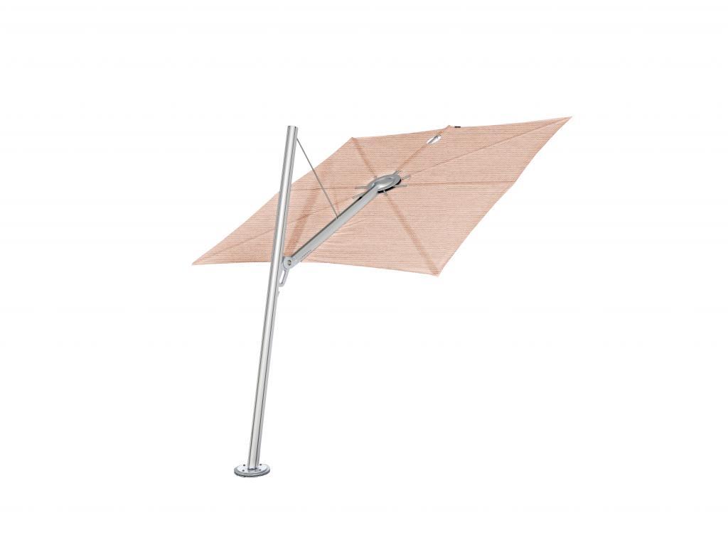 Parasol déporté 3x3m 300x300cm Spectra UMBROSA