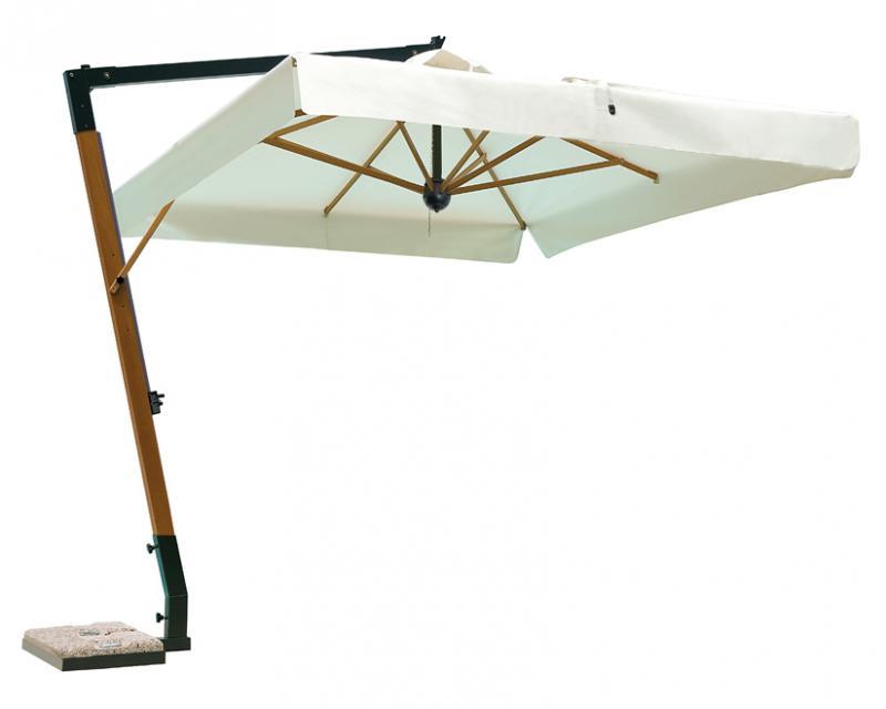 Cantilever parasol round 3.5m Palladio Braccio SCOLARO